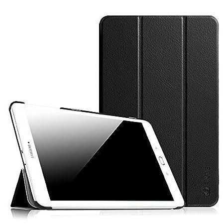 Fintie Samsung Galaxy Tab E 9.6 Hülle Case - Ultra Schlank Superleicht Ständer SlimShell Cover Schutzhülle Etui Tasche für Sa