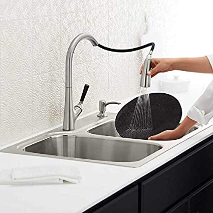Kohler Stainless Steel Sink and Faucet Package - - Amazon.com