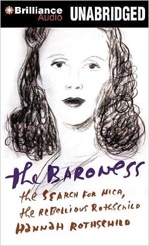 Die Jazz-Baroness: Das Leben der Nica Rothschild (German Edition)