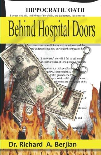Behind Hospital Doors pdf epub