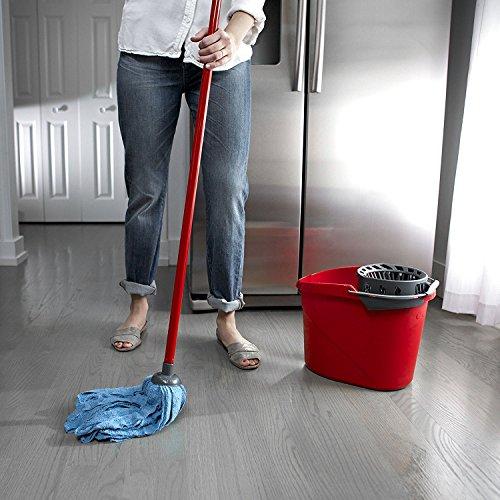 O-Cedar Microfiber Cloth Mop Refill (Pack 10) by O-Cedar (Image #2)