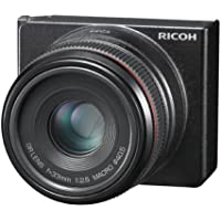 Ricoh A12 50mm f/2.5 Macro GR Lens with APS-C 12.3 MP CMOS Sensor