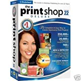 Print Shop Deluxe Version 22 Printshop 4 CD Box Set