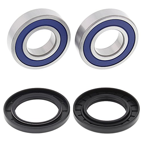 New All Balls Wheel Bearing Kit 25-1751 for Can-Am Maverick X3 2017, X3 900 HO 2018, X3 MAX TURBO 2018, X3 MAX TURBO R 2018, X3 MAX TURBO R XDS 2018, X3 MAX TURBO R XRS 2018, X3 TURBO 2018