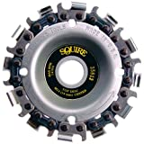 SQUIRE CUTTER 12-TOOTH by KING ARTHUR'S TOOLS MfrPartNo 35812