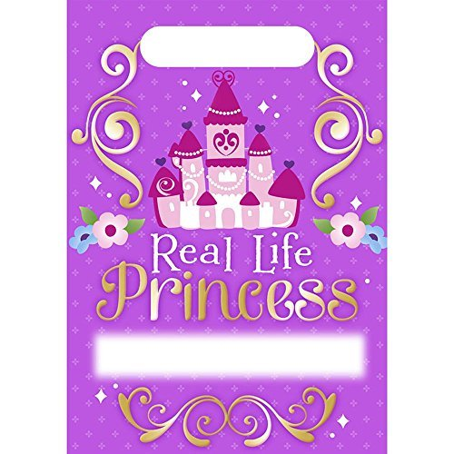 Sofia the First Favor Bags (8ct) ()
