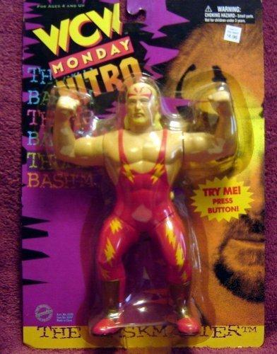 WCW Kevin Sullivan Wrestling Action Figure - The Taskmaster - WWE WCW ECW NWO
