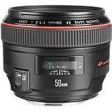 Canon EF 50mm f/1.2 L USM Lens for Canon Digital SLR Cameras - Fixed International Version (No warranty)