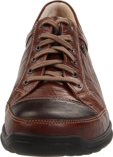 Finn Comfort Mens 1288 Alamo Brown Leather Shoes 41 EU