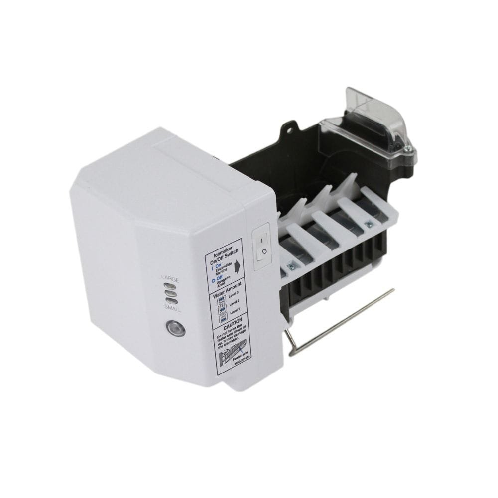 Lg AEQ36756919 Refrigerator Ice Maker Assembly Genuine Original Equipment Manufacturer (OEM) Part