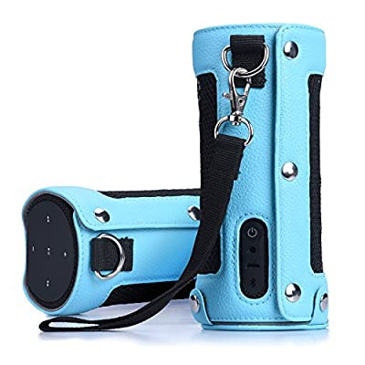 Amazon Tap Case Sling Cover, Cindick Premium PU Vegan Leather Full Body Cases Light