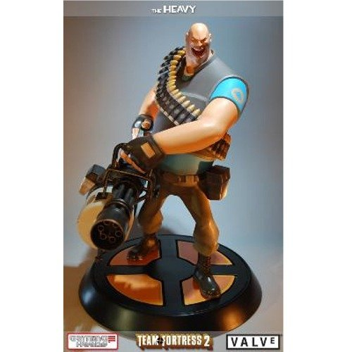 Gaming-Heads-GH004-Heavy-Team-Fortress-2-Blue-Statue