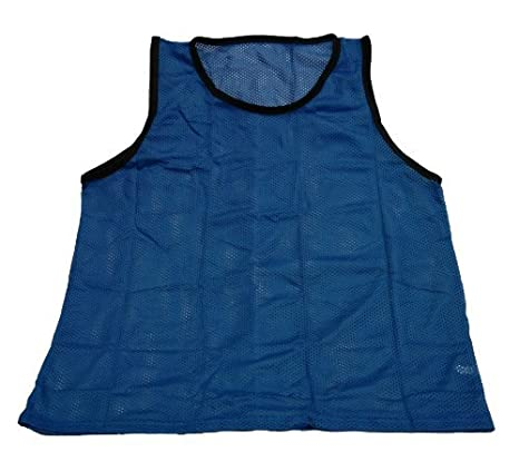 8c8158f12 Image Unavailable. Image not available for. Color  Workoutz Soccer Pinnies  Set (1 Dozen) Scrimmage Vests Mesh Team Training Practice Shirts (