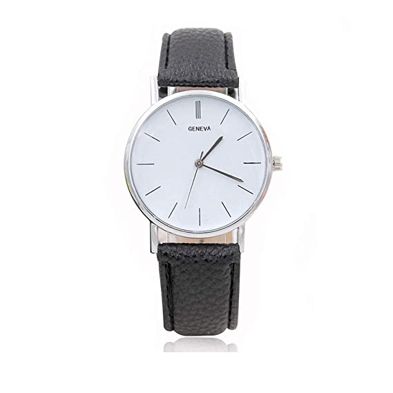8ebe02e4c242 Reloj a Cuarzo analógico Reloj décontractée Reloj de Pulsera Reloj de Moda  Vogue Relojes para Hombre