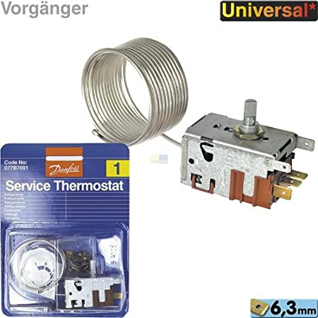 Danfoss termostato frigorífico congelador – Danfoss nº 1: Amazon ...