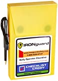 Checklist Caddy for Propane Counterbalance