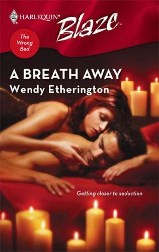 book cover of A Breath Away