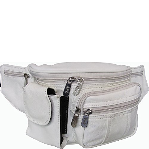 amerileather-leather-cell-phone-fanny-pack-off-white