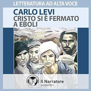 Cristo si è fermato a Eboli Audiobook
