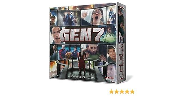 Asmodée- Gen 7 - Español, Color (PH2300ES): Amazon.es: Juguetes y juegos