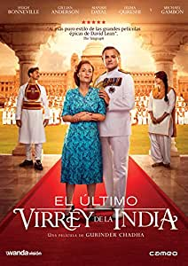 El último virrey de la India [DVD]: Amazon.es: Gillian