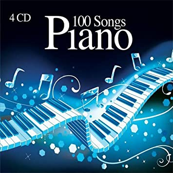 100 Songs Piano Compilation, Classical, Neoclassical & Modern Piano
