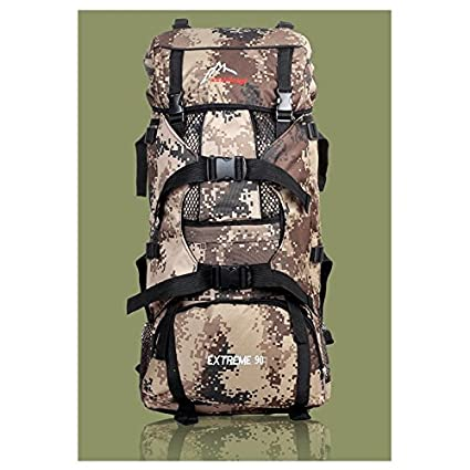 Outdoor Hiking Backpack, 70 Liters, Ultimate Travel Bag