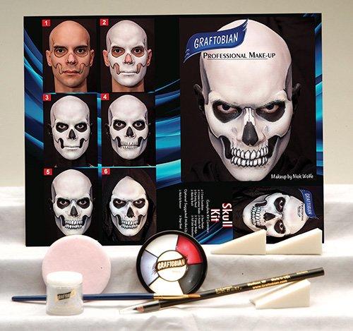 Skull Make-up Kit