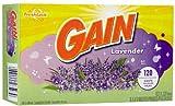 Gain Dryer Sheets - Spring Lavender - 120 ct