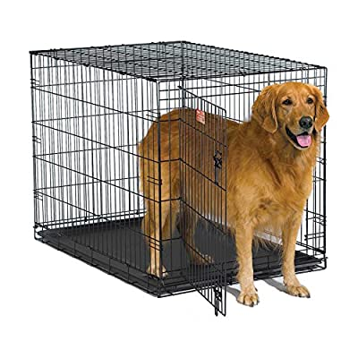 MidWest iCrate Folding Metal Dog Crate by Amazon.com, LLC *** KEEP PORules ACTIVE ***