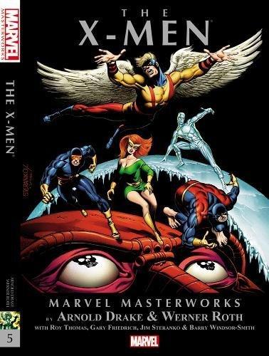 Marvel Masterworks: The X-Men - Volume 5 (Xmen Marvel Masterworks)