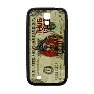 Hope-Store Money Pattern Cell Phone Case for Samsung Galaxy S4
