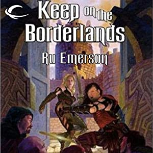 Keep on the Borderlands Audiobook