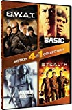 4-in-1 Action Collection - S.W.A.T./Basic/Maximum Risk/Stealth