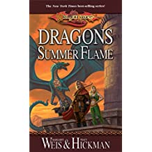 Dragons of Summer Flame: Chronicles, Volume IV (Dragonlance Chronicles Book 4)