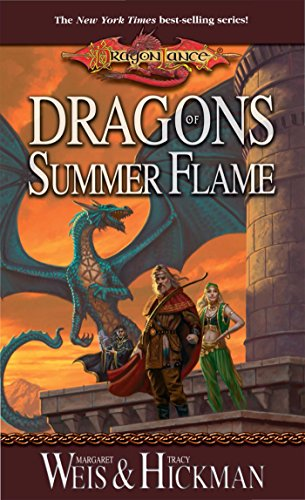 Amazon dragons of summer flame chronicles volume iv dragons of summer flame chronicles volume iv dragonlance chronicles book 4 by fandeluxe Document