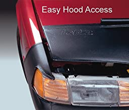 LeBra Front End Cover Mazda Miata - Vinyl, Black