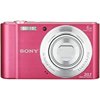Sony Cyber-shot DSC-W810 DSC-W810-P (pink) digital camera (International Model)