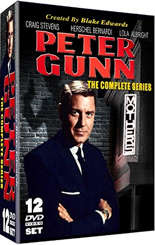 Peter Gunn: The Complete Series by Timeless Media Group