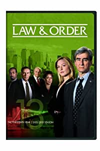 Law & Order: The Thirteenth Year