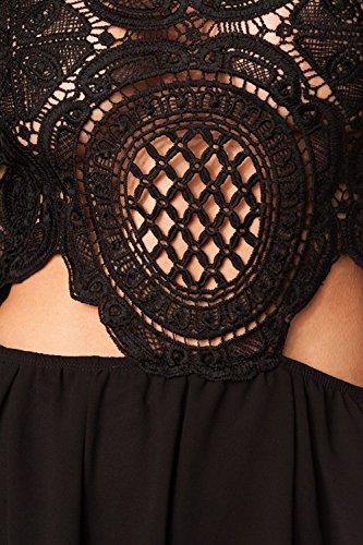 luxury & good Dessous - Traje de una pieza - para mujer Weiß