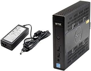 Dell Wyse Dx0Q 5020 AMD GX-415GA Quad-core 1.40GHz 16GB SSD 4GB DDR3 SDRAM Radeon HD 8330E Graphics Windows Embedded Standard 7 WES7 Gigabit Ethernet RJ-45 Thin Client 7JC46-SP-AA8