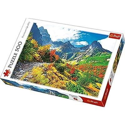 Trefl Puzzle Autunno Sui Monti Tatra 37190