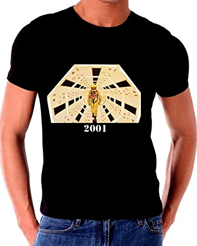 2001 a Space Odyssey T Shirt With Hal the (Hal Computer Movie)
