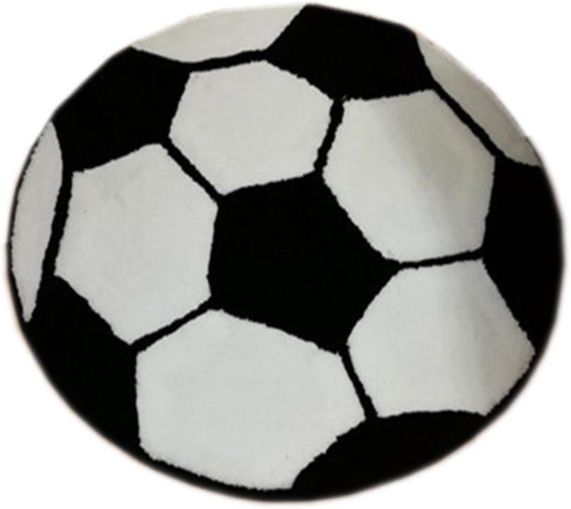 KINIFE Bathmats, Soccer Pattern Bath Mat Carpet Indoor Carpet Living Room Bedroom Carpet (Soccer)