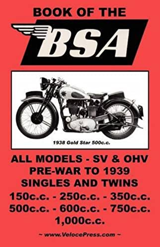 Bsa c11 manual ebook array the book of the bsa an owners workshop manual for pre war bsa rh fandeluxe Gallery