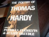 The Poetry of Thomas Hardy, Patricia Clements, 0389200573