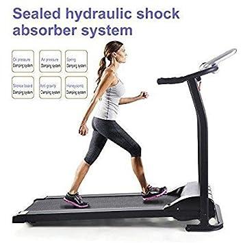 shaofu Electric Treadmill Portable Folding Treadmills Walking Machine Fitness Trainer Equipment US Stock