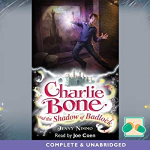 Charlie Bone Audiobook