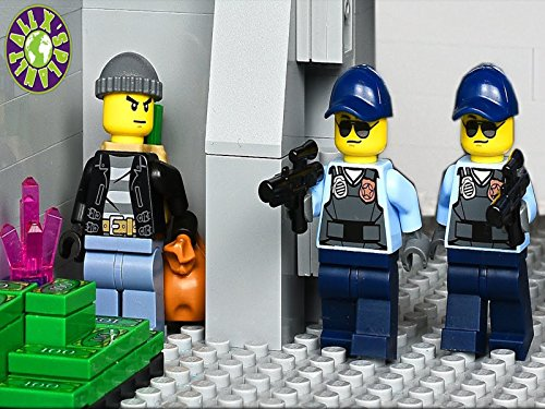 Kit Discount - Lego bank robbery